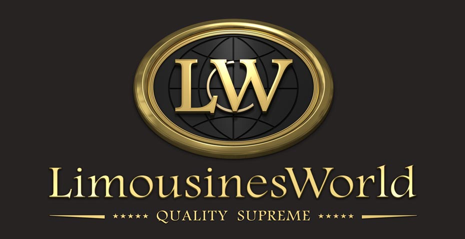 Picture showing the Limousines World logo, created by STORMYSUNDAY