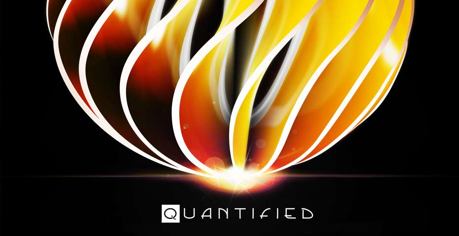 Picture showing the 'Quatified' logo created by STORMYSUNDAY